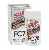 Порошок Swix FC78 Super Cera F (+10°C/-10°C) 30гр